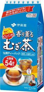 伊藤園ミネラルむぎ茶